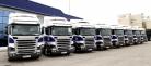Pañalón incorpora camiones Scania
