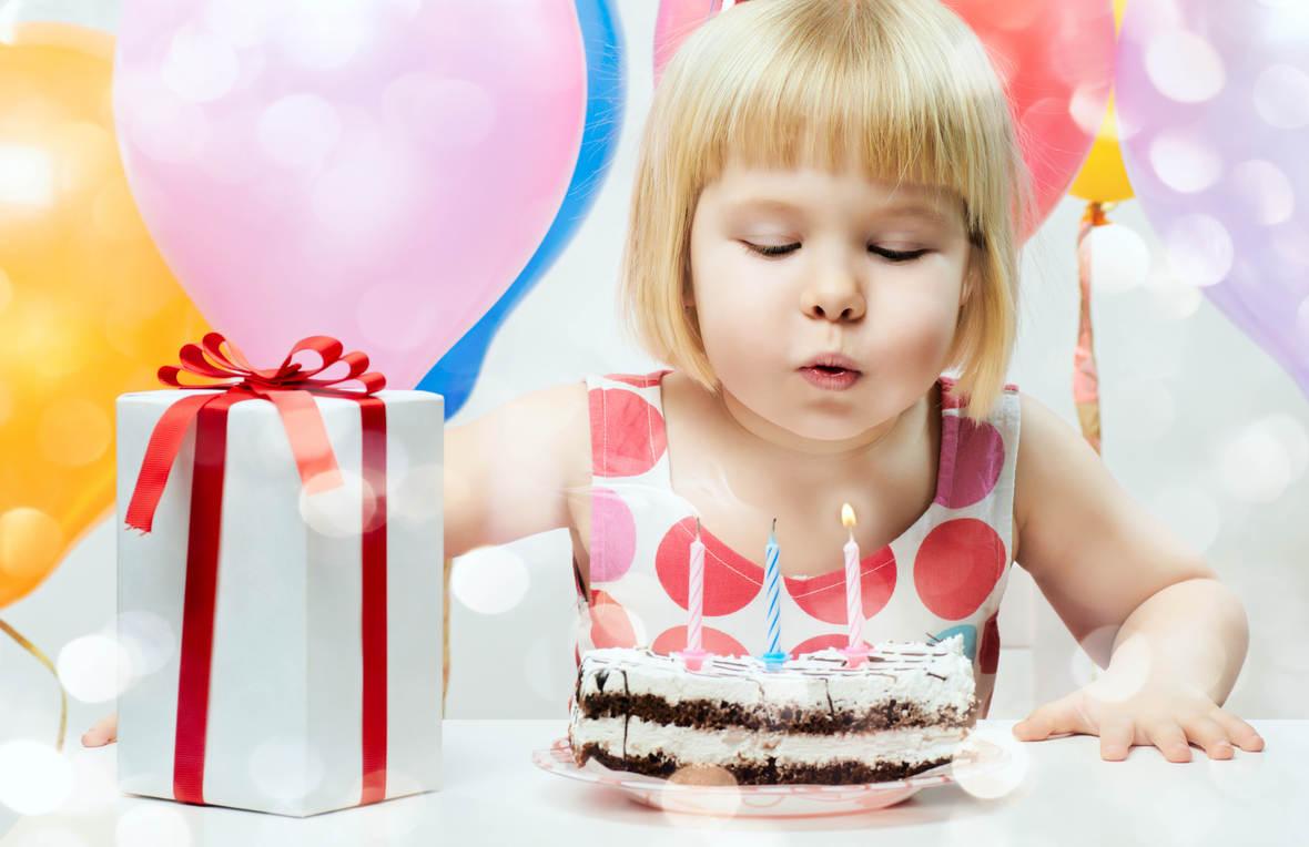 Детские подарки на день рождения для девочек 4 года