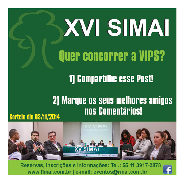 Quer concorrer a VIPS?