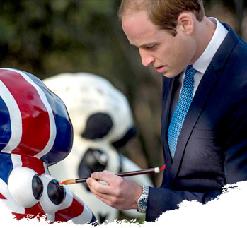 5 Days Prince William Royal China Tour