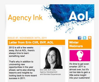 Aol+agency+ink
