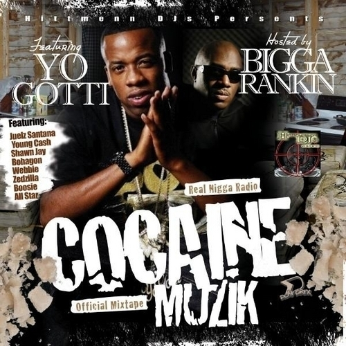 Yo Gotti Cocaine Muzik-front-large