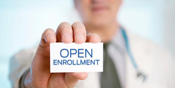 open enrollment redesign