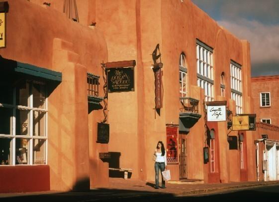Santa Fe Dowdtown