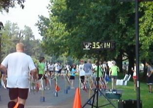 Jon Havens finish 2