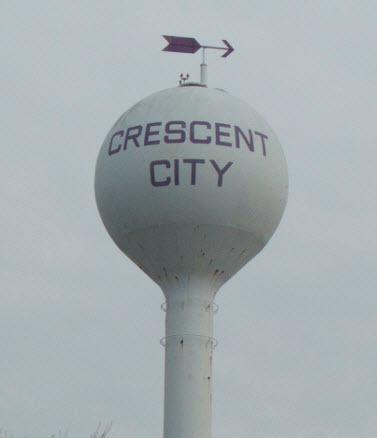 IL - crescent city