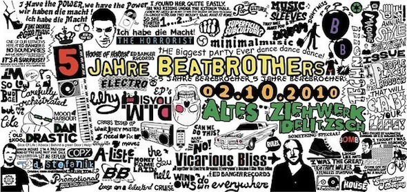 The Horrorist-Beatbrothers