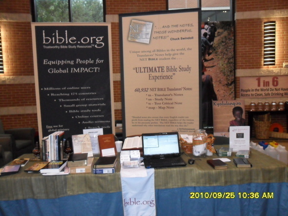 MBB booth  1