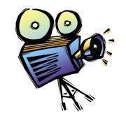 MovieCamera clipart