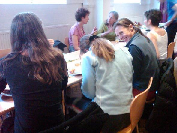 Professional development London discussion