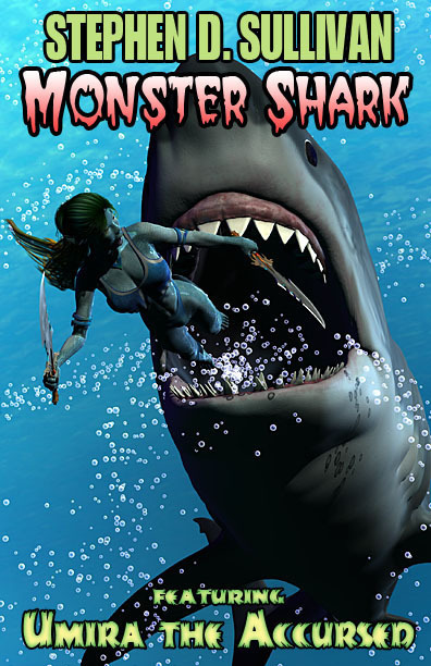 Monster Shark - SDS Above 10-2010