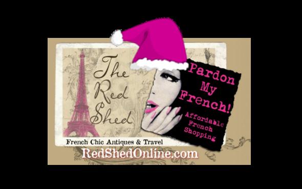 Red Shed Santa Hat