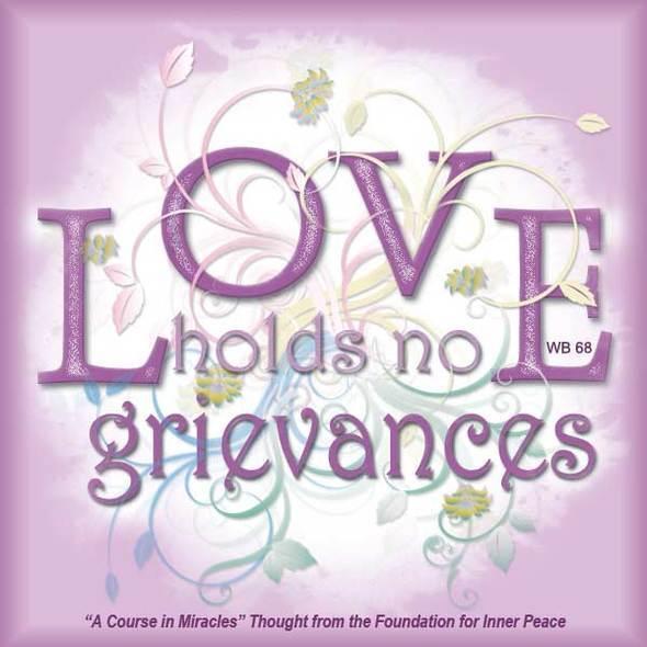 LoveHoldsNoGrievances