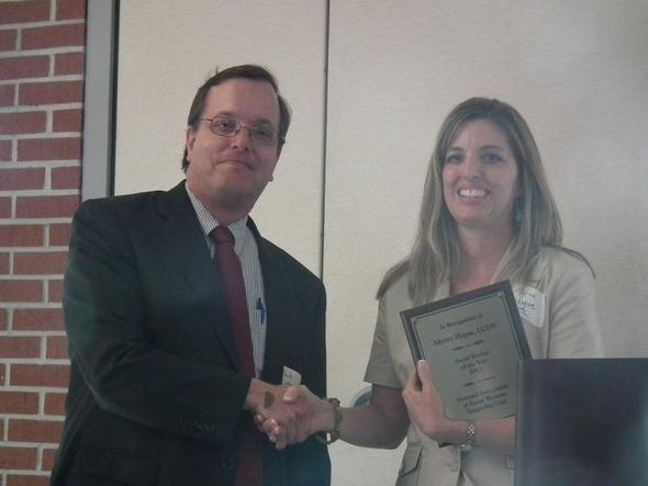 NASW Award