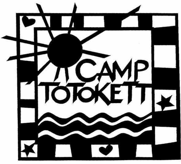 camp totokett logo