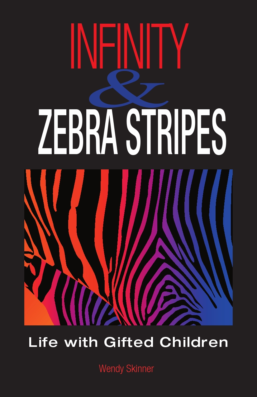 Infinity Zebra Striped