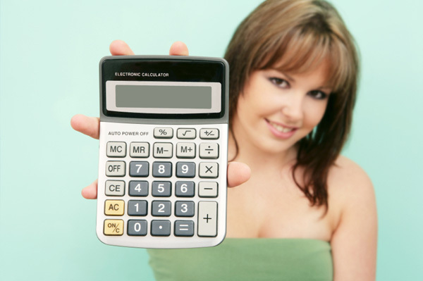 woman-calculator