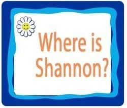 WhereisShannon web