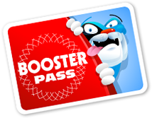 Booster Pass Card