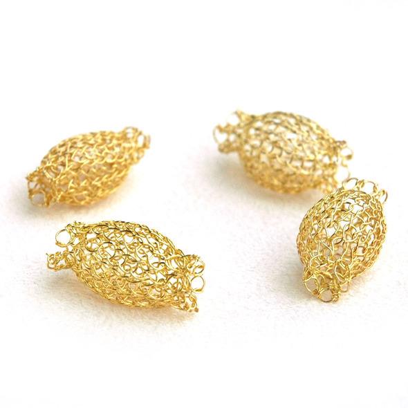 golden beads 5