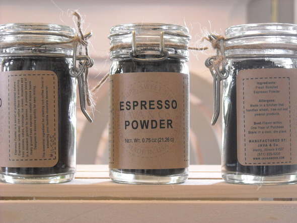 Espresso Powder  TRIO