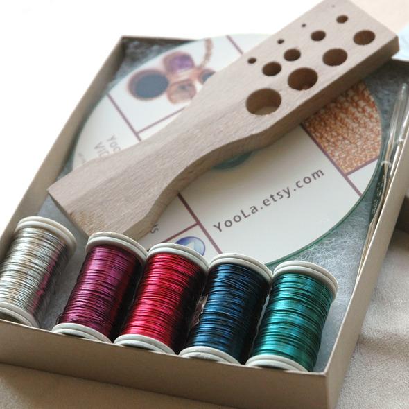 5 spool kit 1