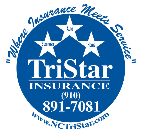 Tri Star Mounted Sign NEW LOGO 2011