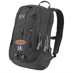 black backpack medium