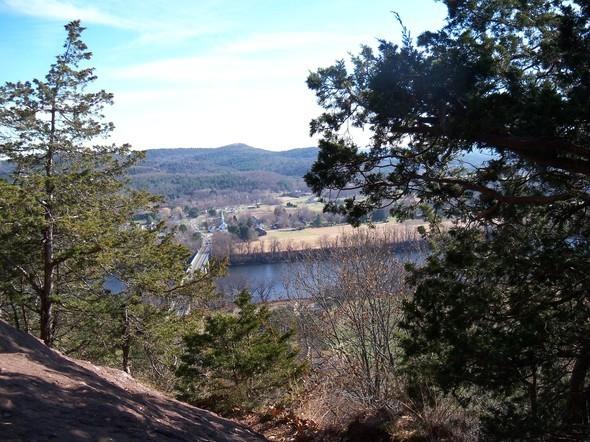Juniper Ridge w Darcey 11-21-11 040