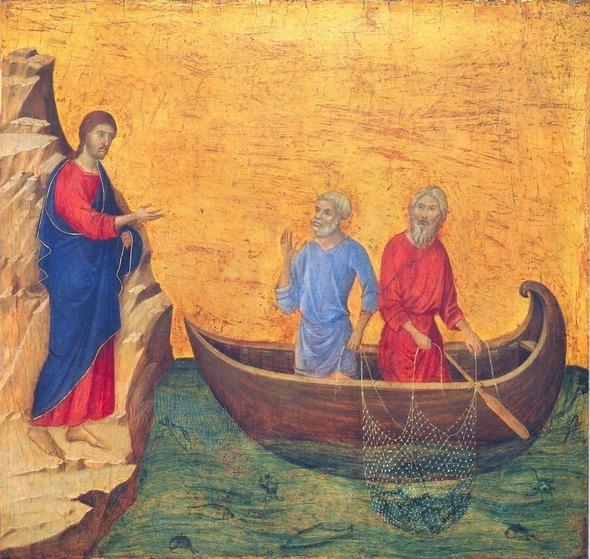 Duccio Calling