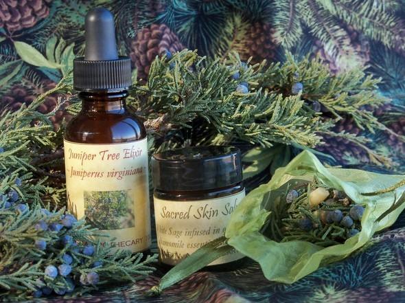 RedTent   Yule Herbals 006