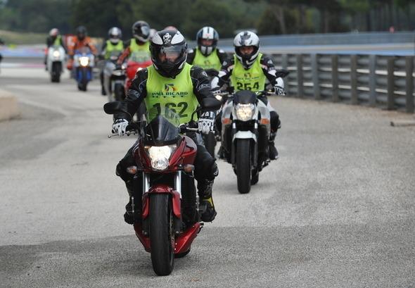 moto amateur