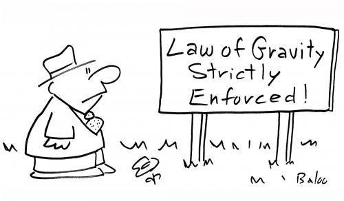 law-of-gravity-enforced