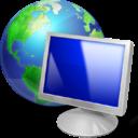 computer globe128