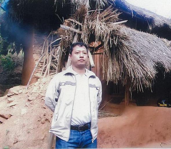 Nepal pastor