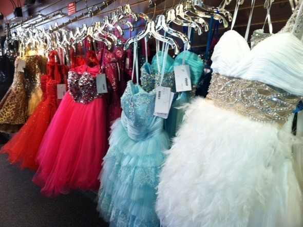 PROM 2012 STORE FRONT