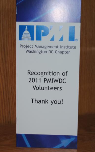Volunteer 2011