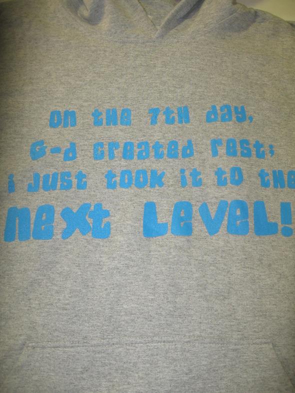 Israel Sweatshirt Level L