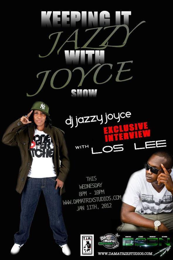 DJ Jazzy joyce interview