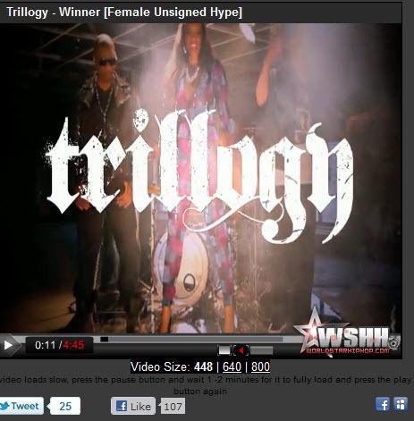 Trillogy (Winner)