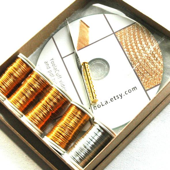 yoolacuff kit gold 5  E