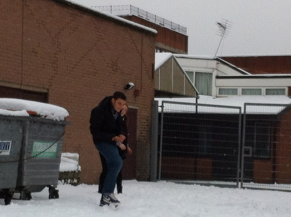 meltam snow