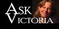 Ask Victoria Mixon button1
