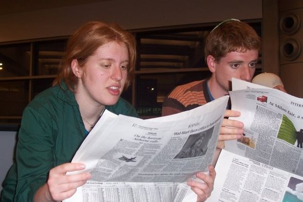 zionism 2006 gingers