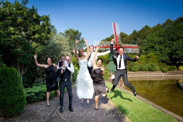 4 bridal party FUN