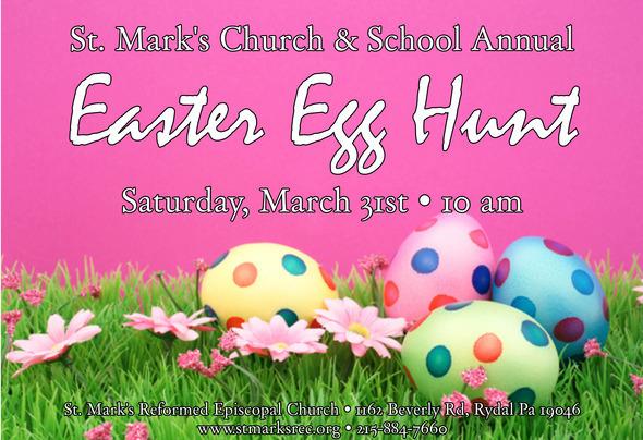 Easter Egg Hunt wholepage