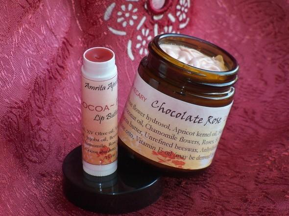 Chocolate Rose Cream   Lip 015