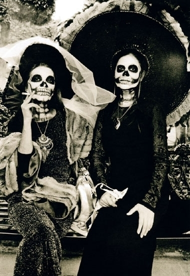 photo muertos girls