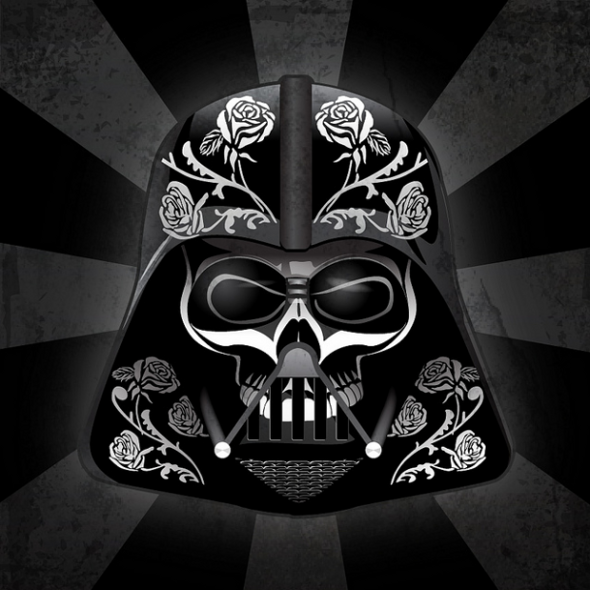 Star-Wars-mexican-day-of-the-dead-06-610x610