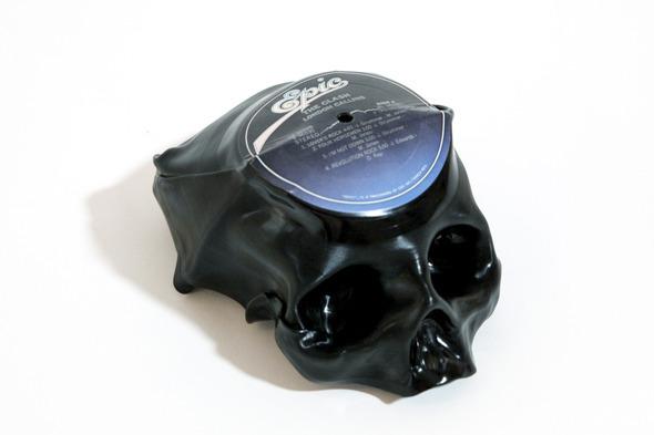 TEDREIDERER SKULLS black